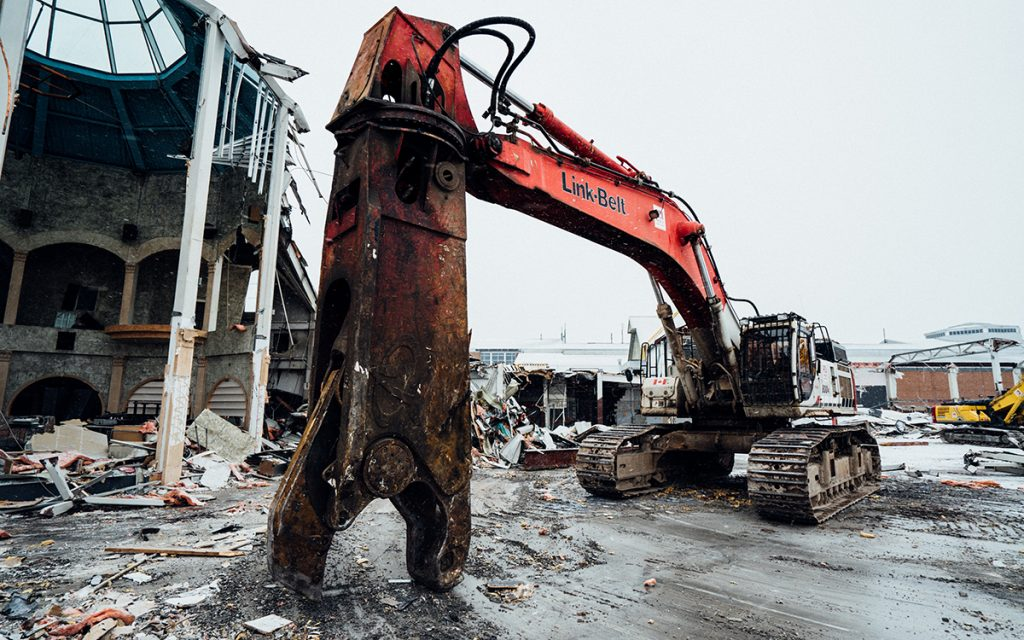 Burnaby Commercial Demolition