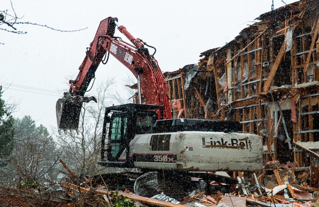 Vancouver Commercial Demolition