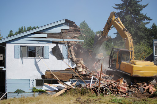 Residential Demolition in Vancouver, BC